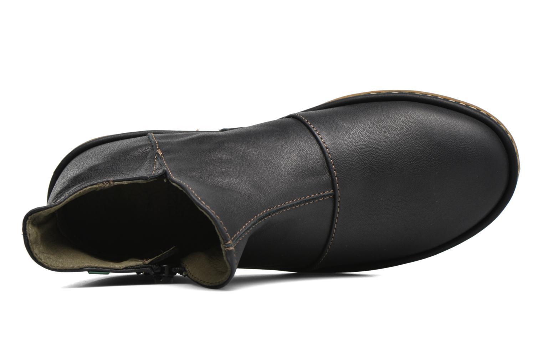 Bottines et boots El Naturalista E827 Nayade Noir vue gauche