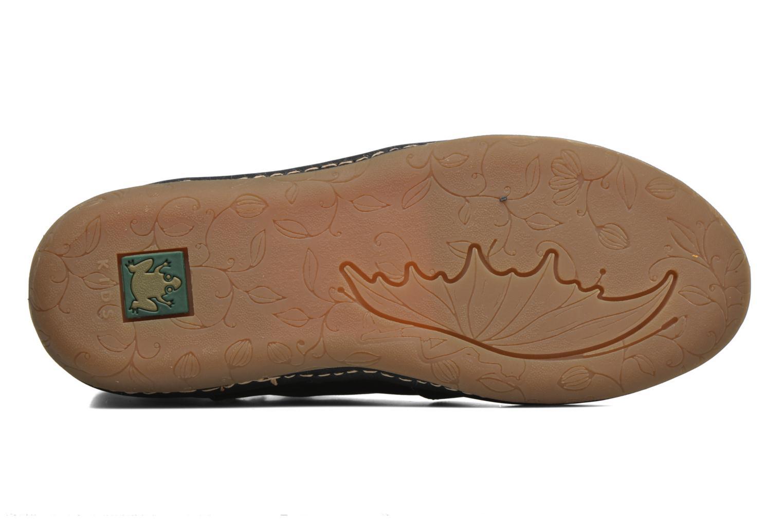 Bottines et boots El Naturalista E827 Nayade Noir vue haut