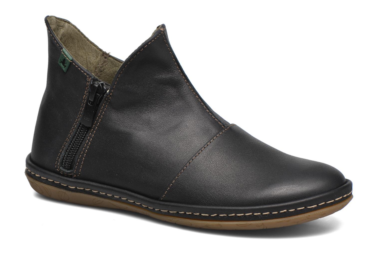 Bottines et boots El Naturalista E827 Nayade Noir vue détail/paire