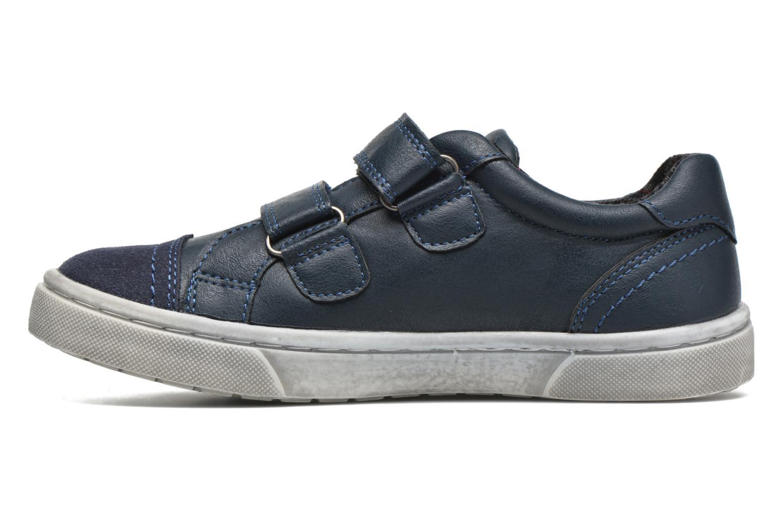 Baskets I Love Shoes xEPHIDEE Bleu vue face
