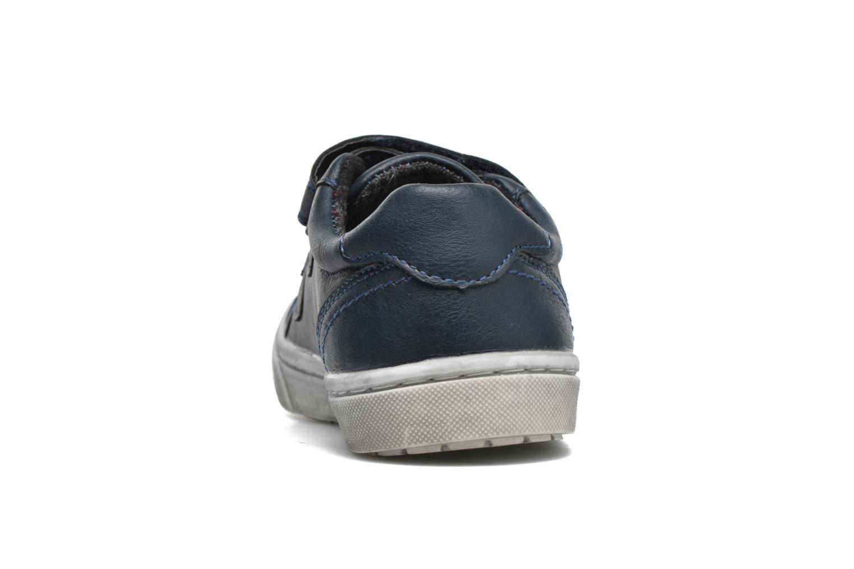 Baskets I Love Shoes xEPHIDEE Bleu vue droite