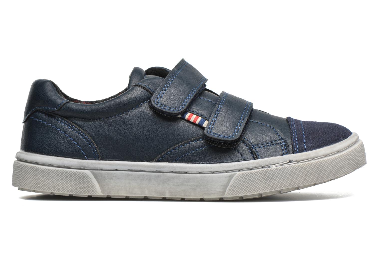 Baskets I Love Shoes xEPHIDEE Bleu vue derrière