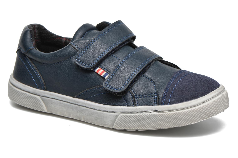 Baskets I Love Shoes xEPHIDEE Bleu vue détail/paire