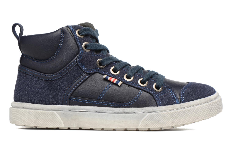 Baskets I Love Shoes xEPHRE Bleu vue derrière