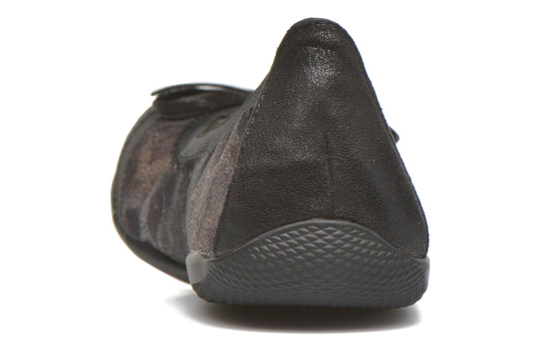 Caprice panthère noir