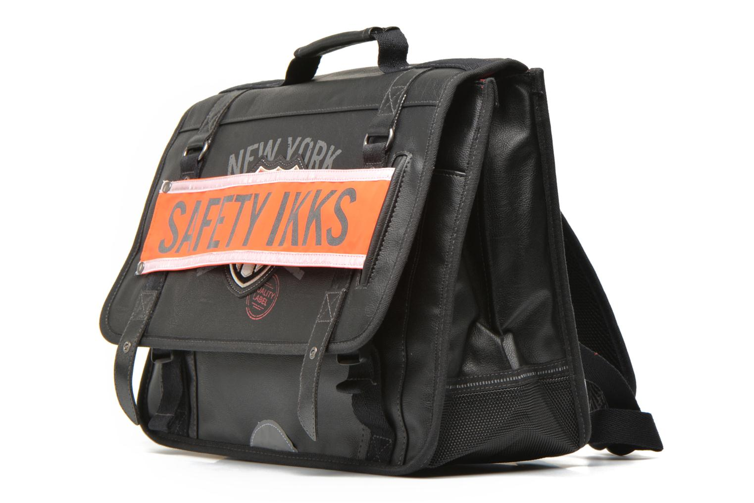 Cartable NYC 38cm Anthracite