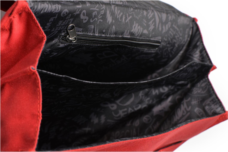 Cartable UK 41cm Rouge