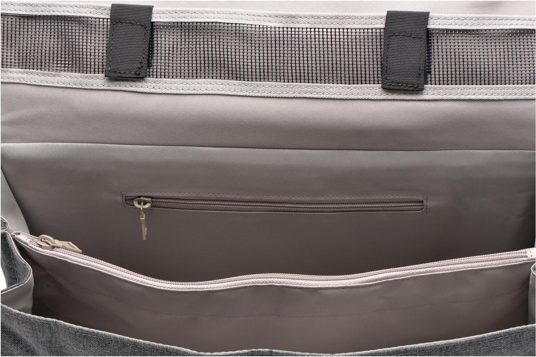 Scolaire Tann's Cartable Classic 41cm Trolley Gris vue derrière