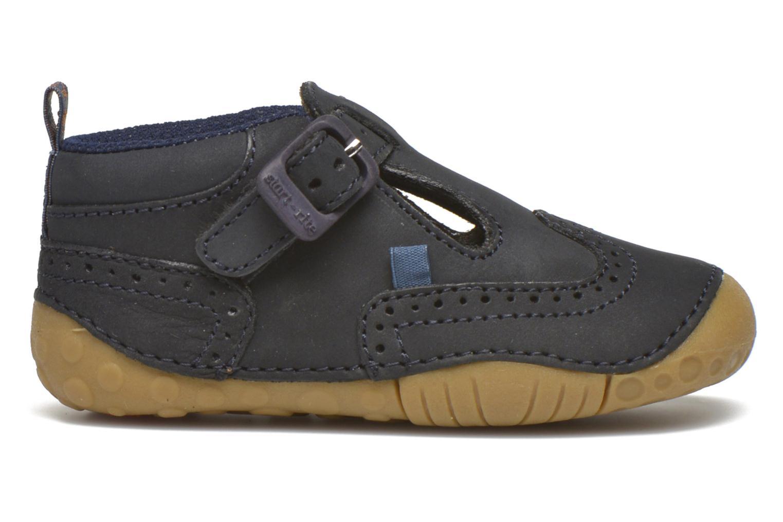 Pantofole Start Rite Harry Azzurro immagine posteriore