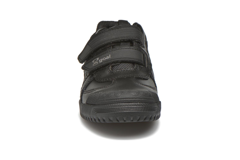 Chaussures à scratch Start Rite Cup Final Noir vue portées chaussures