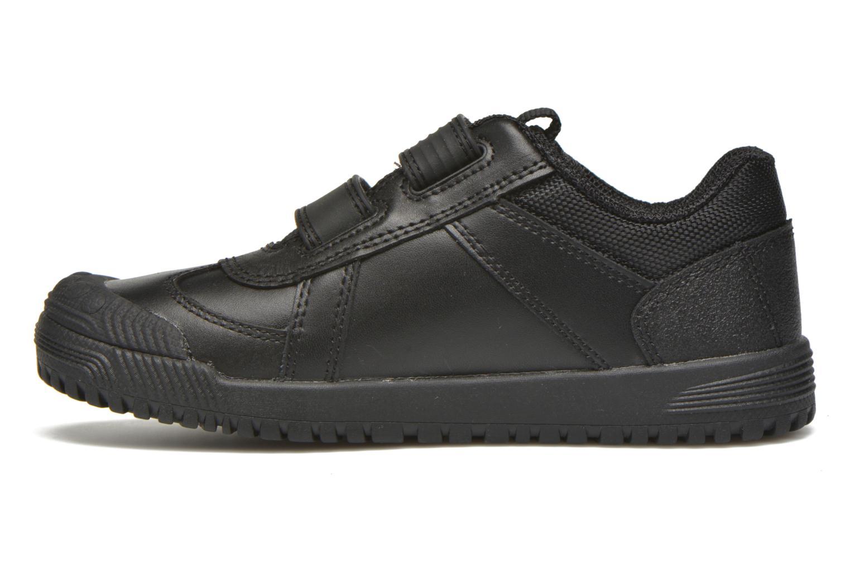 Chaussures à scratch Start Rite Cup Final Noir vue face