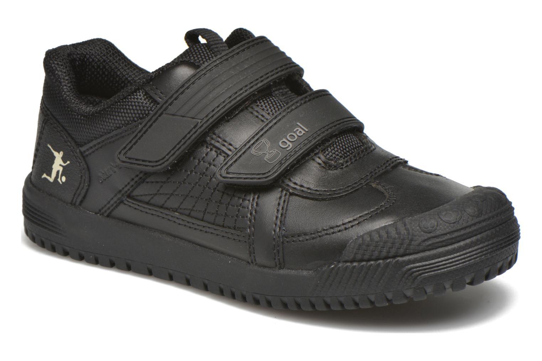 Chaussures à scratch Start Rite Cup Final Noir vue détail/paire