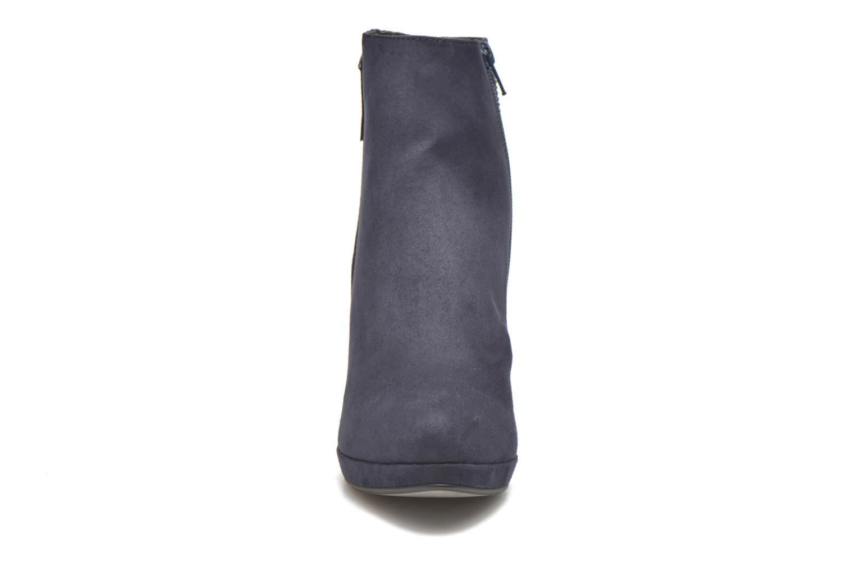 Stiefeletten & Boots Bugatti Haven Bootie blau schuhe getragen