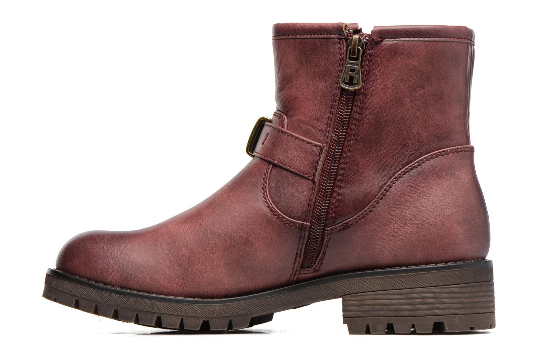 Bottines et boots Refresh Marion-62163 Bordeaux vue face