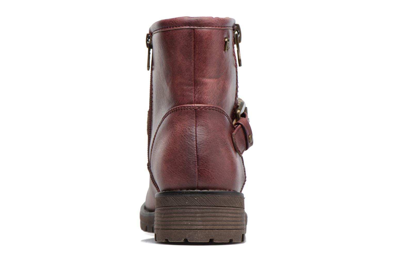 Bottines et boots Refresh Marion-62163 Bordeaux vue droite