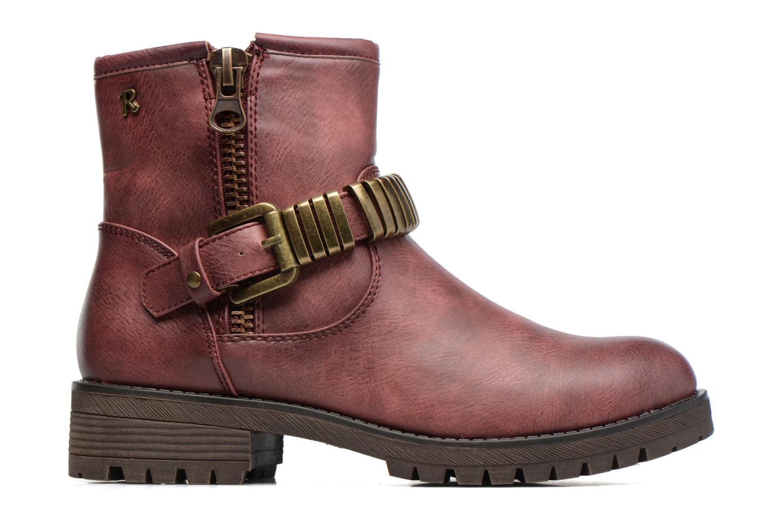 Bottines et boots Refresh Marion-62163 Bordeaux vue derrière