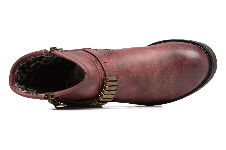 Stiefeletten & Boots Refresh Marion-62163 weinrot ansicht von links