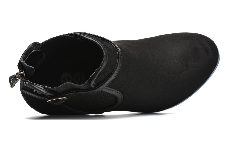 Bottines et boots Refresh Nelio-61228 Noir vue gauche