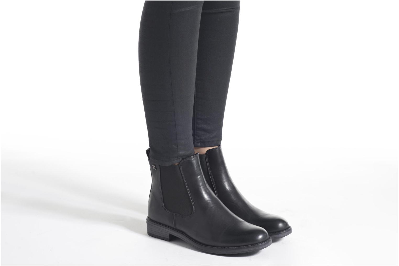 Bottines et boots Refresh Rain-61428 Beige vue bas / vue portée sac