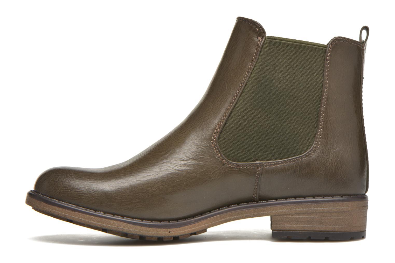 Bottines et boots Refresh Rain-61428 Beige vue face