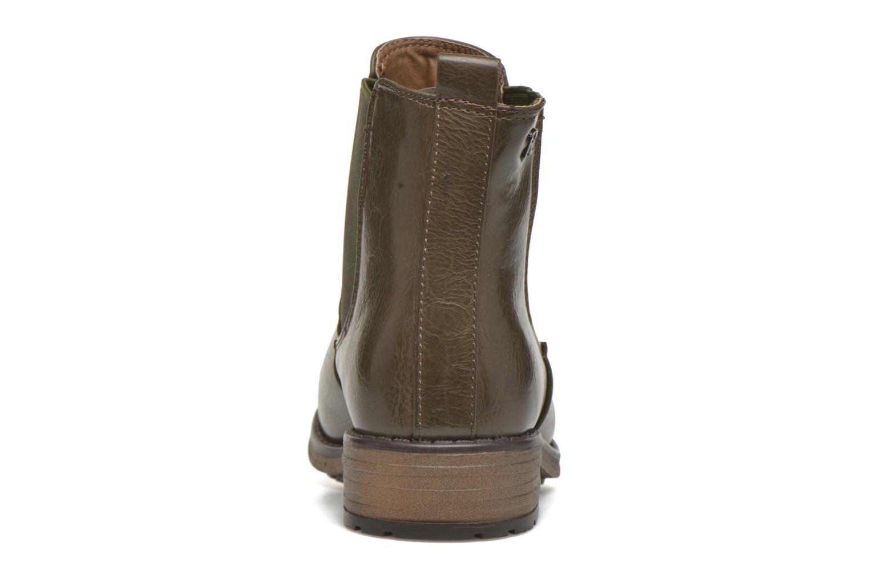 Bottines et boots Refresh Rain-61428 Beige vue droite