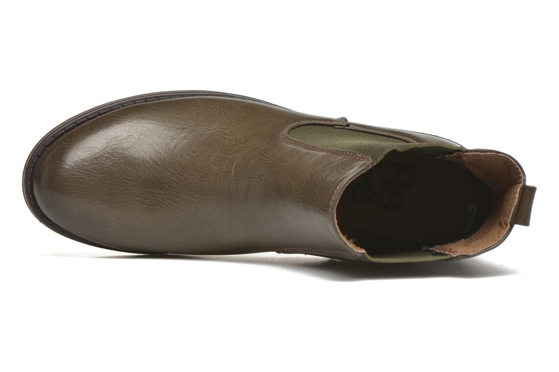 Bottines et boots Refresh Rain-61428 Beige vue gauche