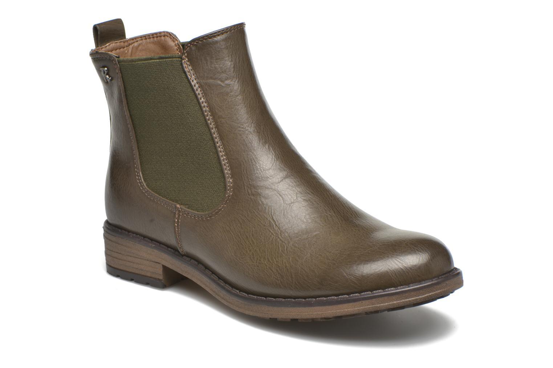 Bottines et boots Refresh Rain-61428 Beige vue détail/paire