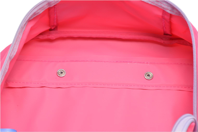 Rucksäcke Disney Sac à dos Trolley Reine des neiges rosa ansicht von hinten