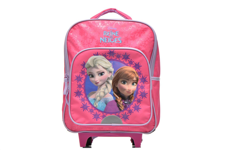 Rucksäcke Disney Sac à dos Trolley Reine des neiges rosa detaillierte ansicht/modell