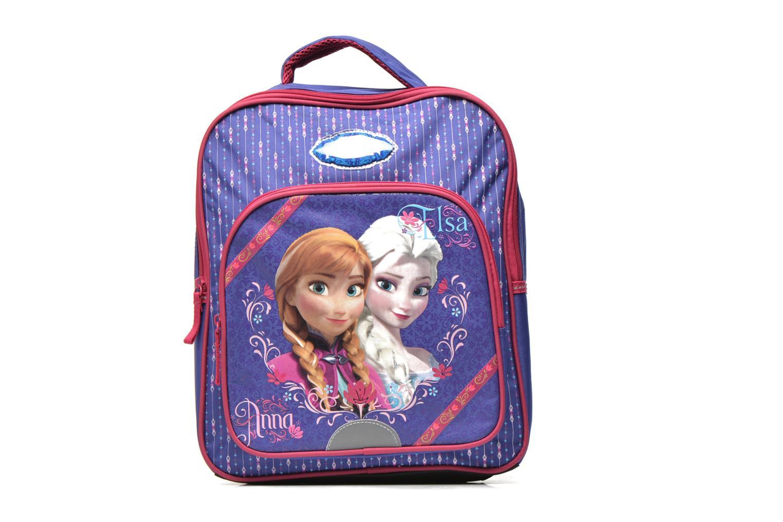 Sacs à dos Disney Sac à dos Reine des neiges Violet vue détail/paire