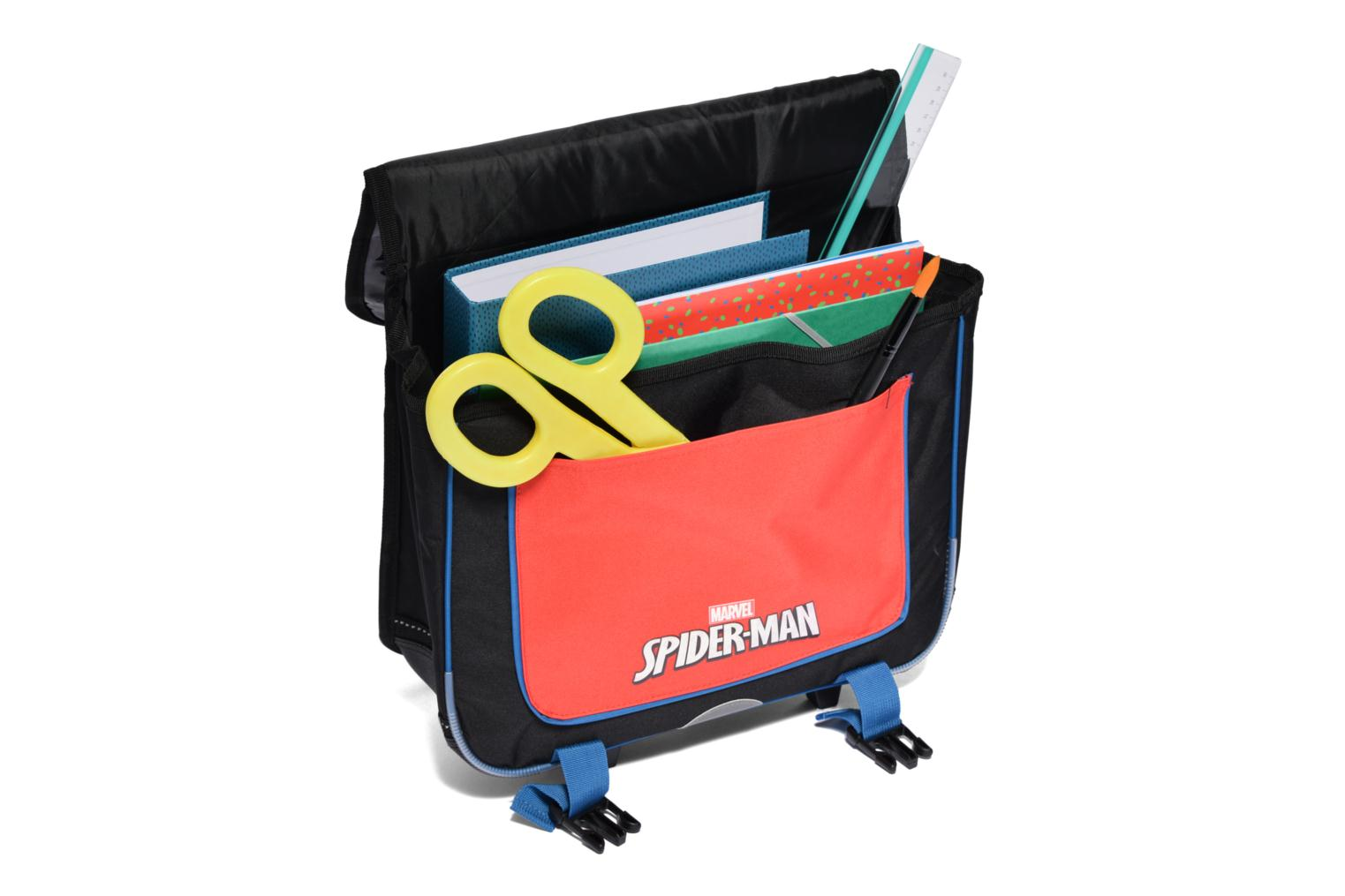 Cartable 38cm Trolley Spider-Man Rouge
