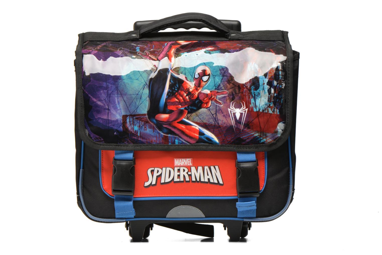 Schulzubehör Disney Cartable 38cm Trolley Spider-Man rot detaillierte ansicht/modell