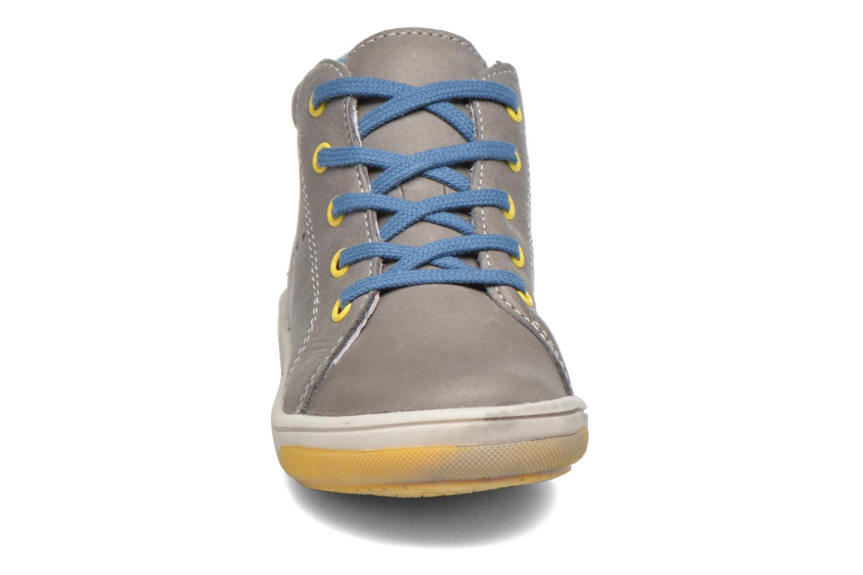 Bottines et boots Babybotte Ankara Gris vue portées chaussures