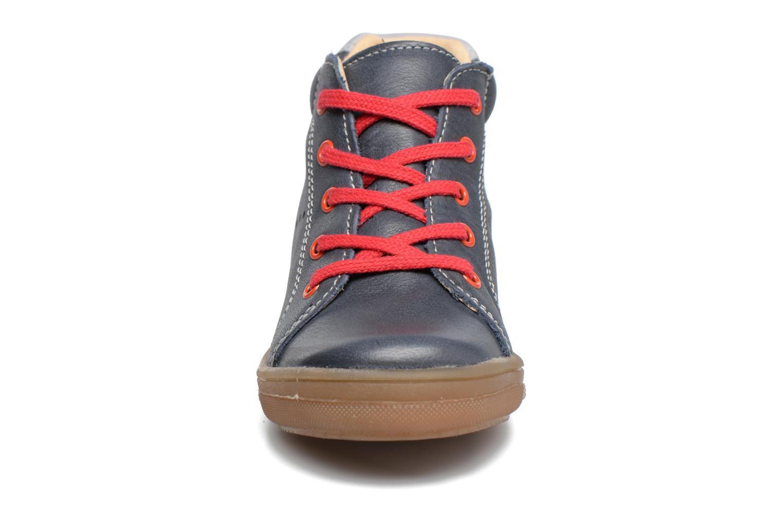 Stiefeletten & Boots Babybotte Ankara blau schuhe getragen