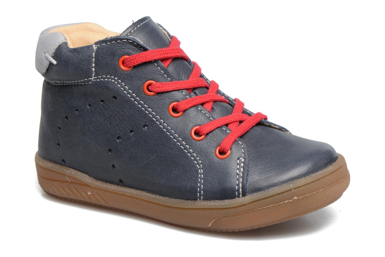Bottines et boots Babybotte Ankara Bleu vue détail/paire