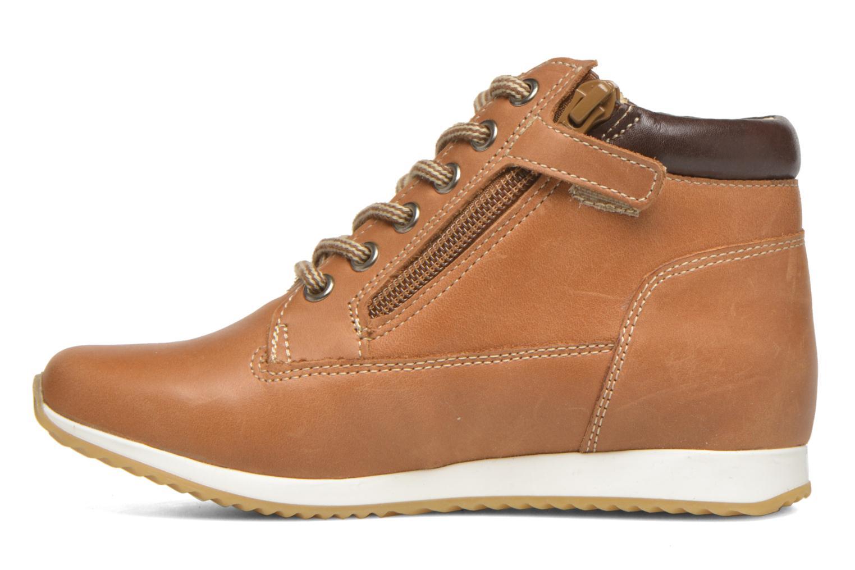 Bottines et boots Babybotte Kap Marron vue face