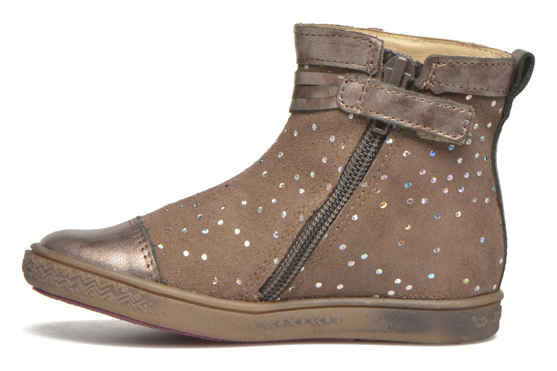 Stiefeletten & Boots Babybotte Ambalaba beige ansicht von vorne