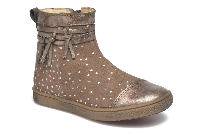 Stiefeletten & Boots Babybotte Ambalaba beige detaillierte ansicht/modell