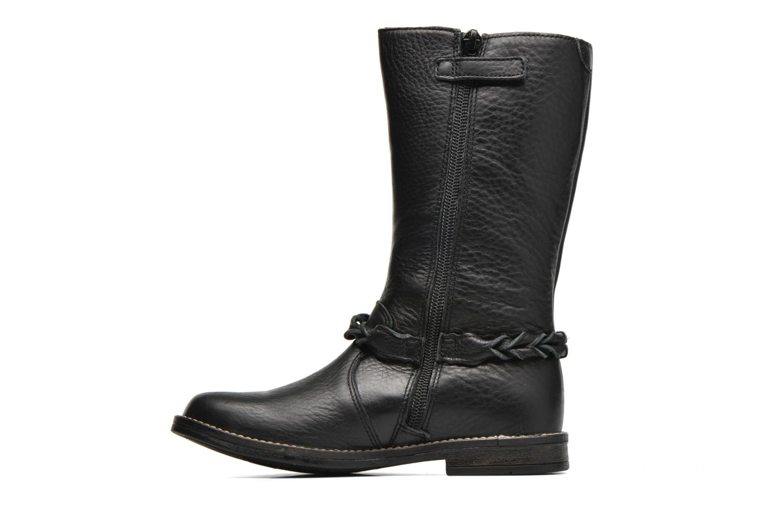 Boots & wellies Babybotte Kamichi Black front view