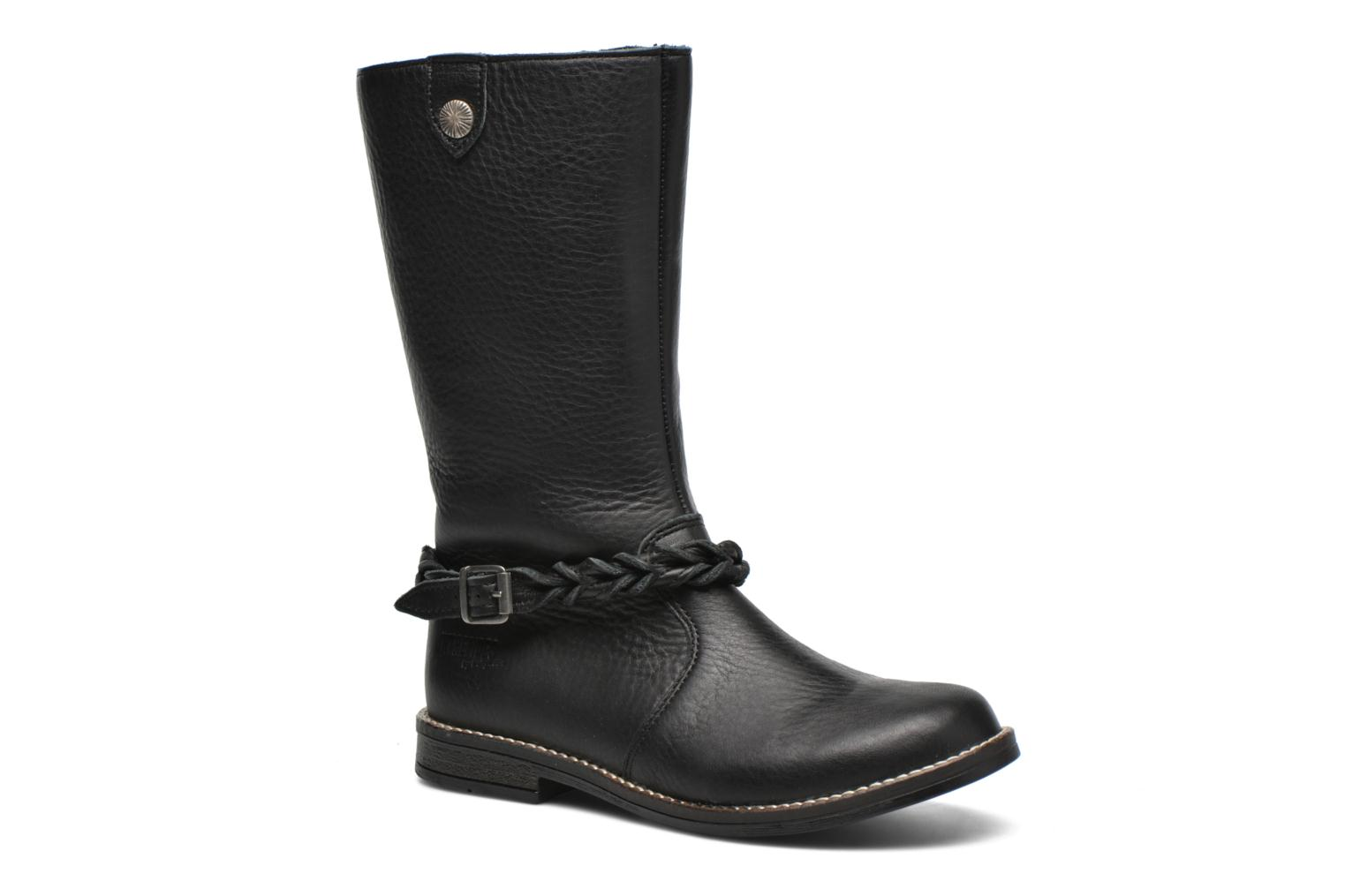 Boots & wellies Babybotte Kamichi Black detailed view/ Pair view