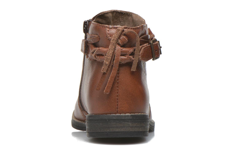 Bottines et boots Babybotte Kalila Marron vue droite