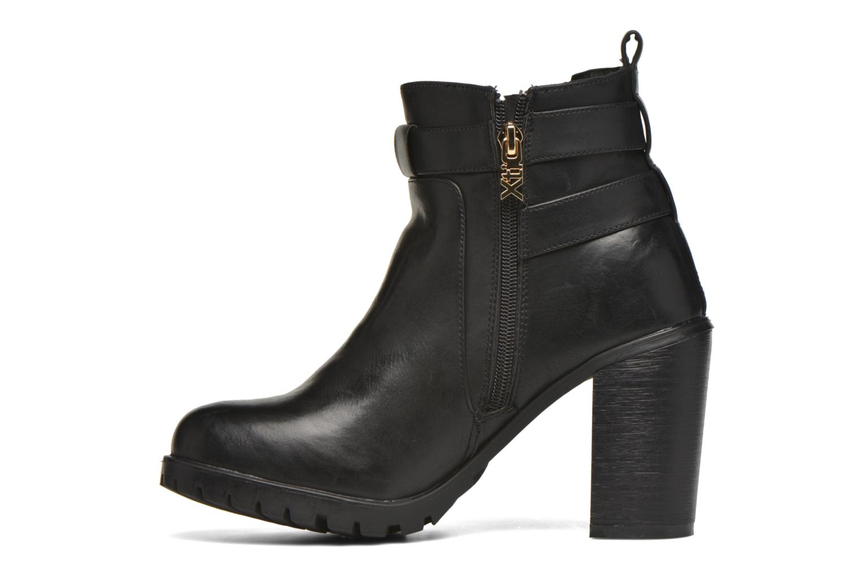 Bottines et boots Xti Lizy-28582 Noir vue face
