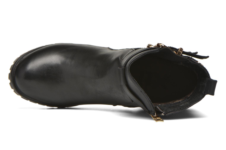 Bottines et boots Xti Lizy-28582 Noir vue gauche