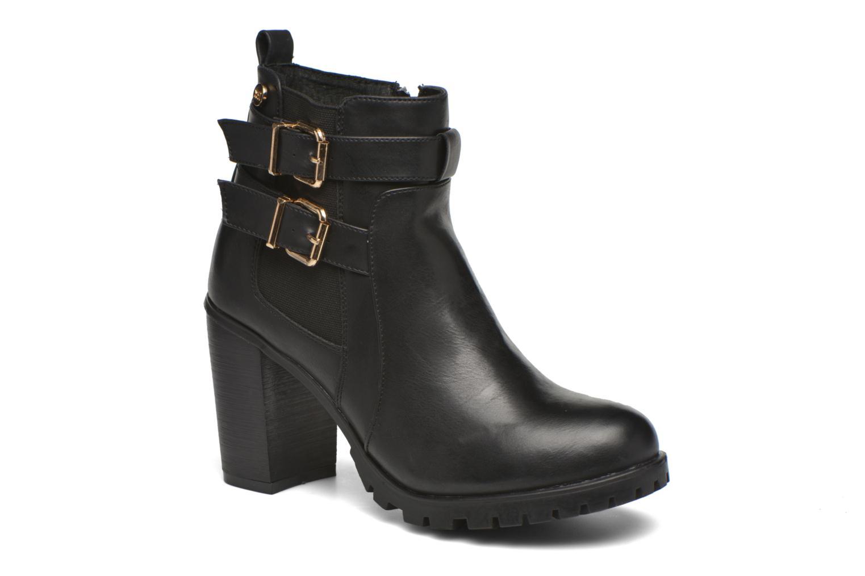Bottines et boots Xti Lizy-28582 Noir vue détail/paire