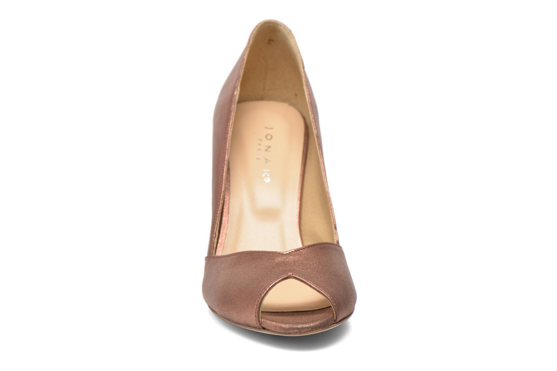 Escarpins Jonak Azira Rose vue portées chaussures