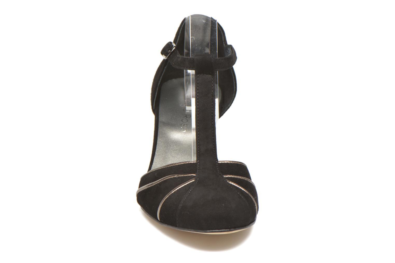 Escarpins Georgia Rose Lomée Noir vue portées chaussures