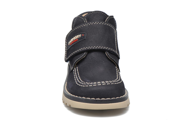 Stiefeletten & Boots Pablosky Albertino blau schuhe getragen
