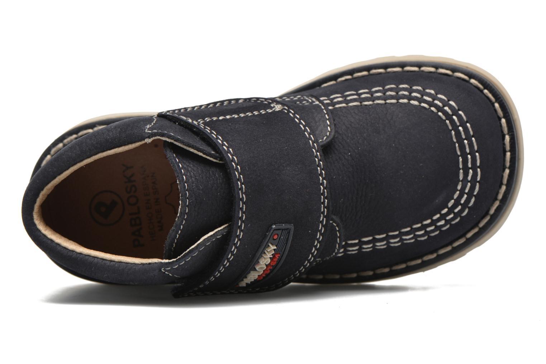 Stiefeletten & Boots Pablosky Albertino blau ansicht von links