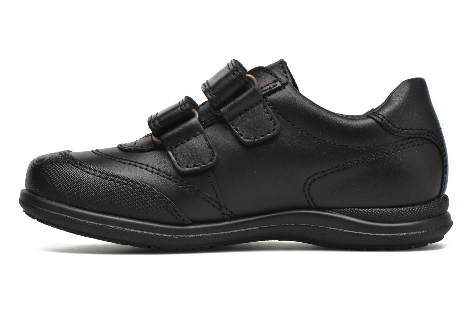 Velcro shoes Pablosky Beny Black front view