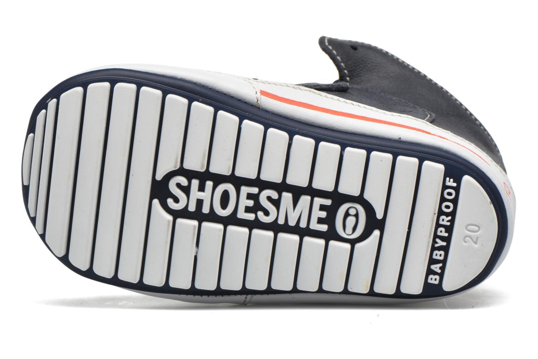 Sko med velcro Shoesme Simon Blå se foroven